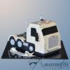 NC484 3D Semi Truck Cake