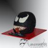 NC497 3D Venom Head Cake