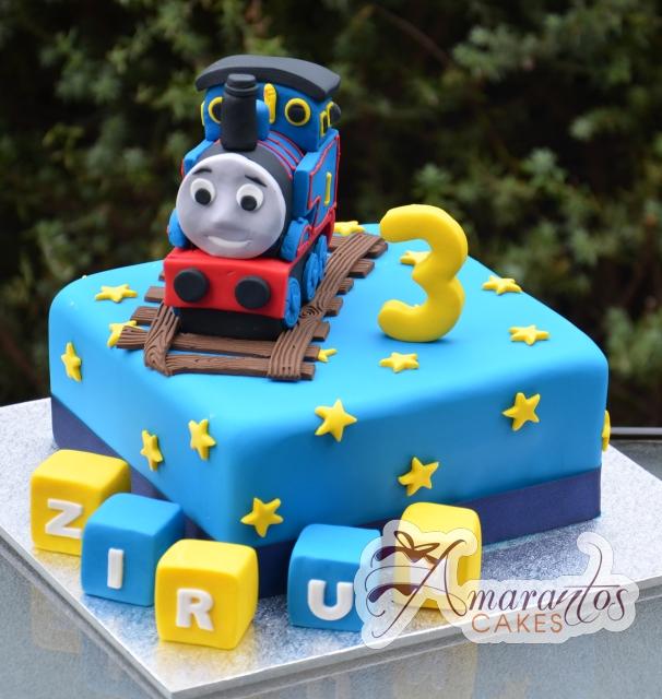 NC505 Amarantos Cakes