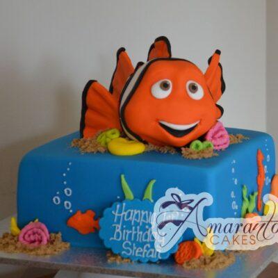 NC508 Nemo cake