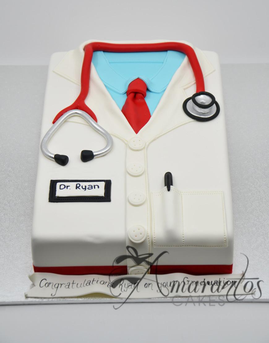 Doctors Coat - NC536