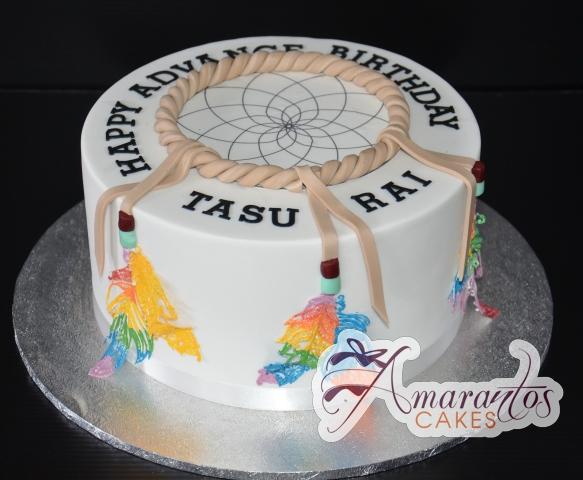 NC540 Amarantos Cakes