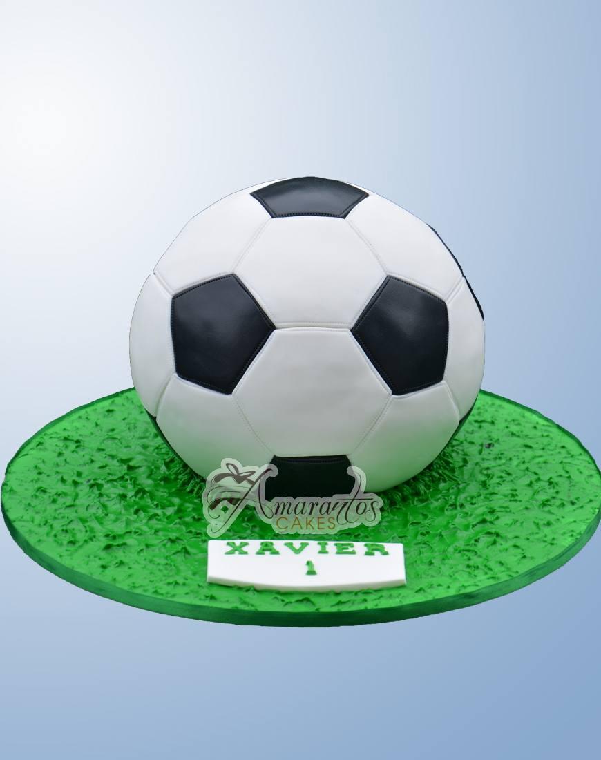 3D Soccerball - NC552