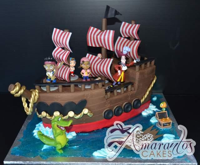 NC631C Amarantos Cakes