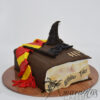 Harry Potter Book Cake NC63