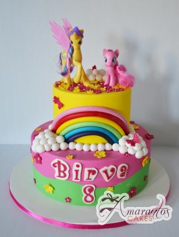 NC672A Amarantos Cakes