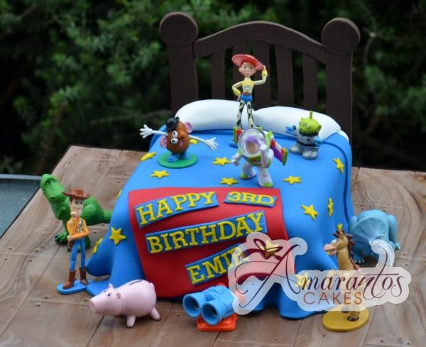 NC67A1 Amarantos Cakes