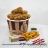 NC680 KFC Bucket cake