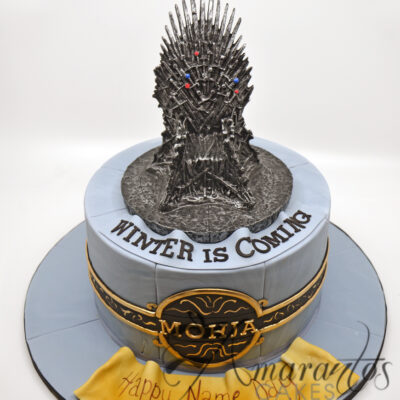 NC716 Game Of Thrones cake