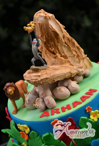 NC776A Amarantos Cakes
