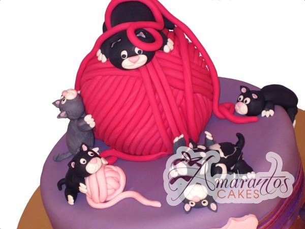 NC78A1 Amarantos Cakes