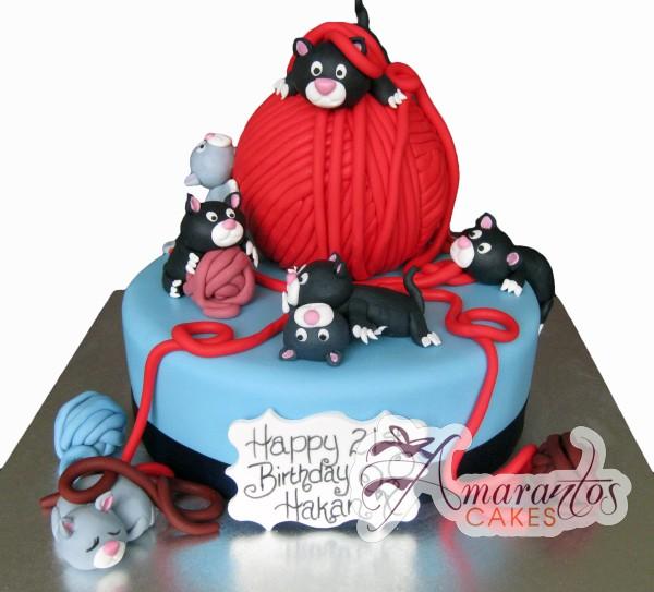 NC78B Amarantos Cakes