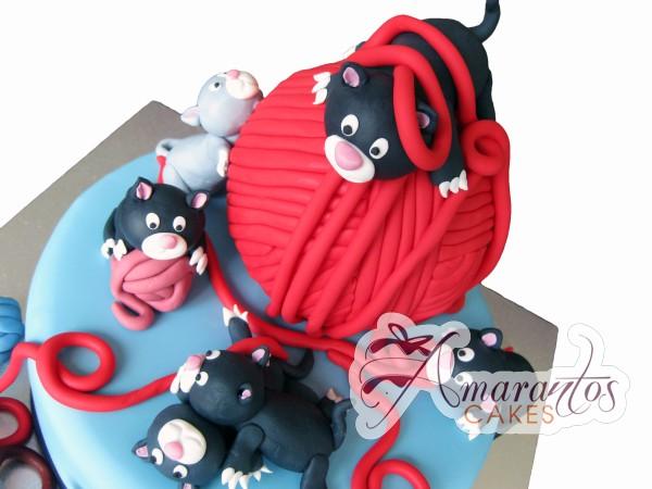 NC78C Amarantos Cakes