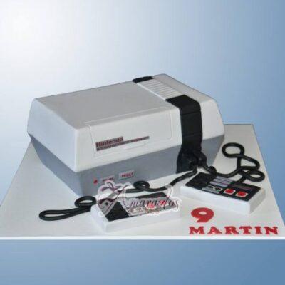 Nintendo 64 cake NC854 Amarantos Cakes
