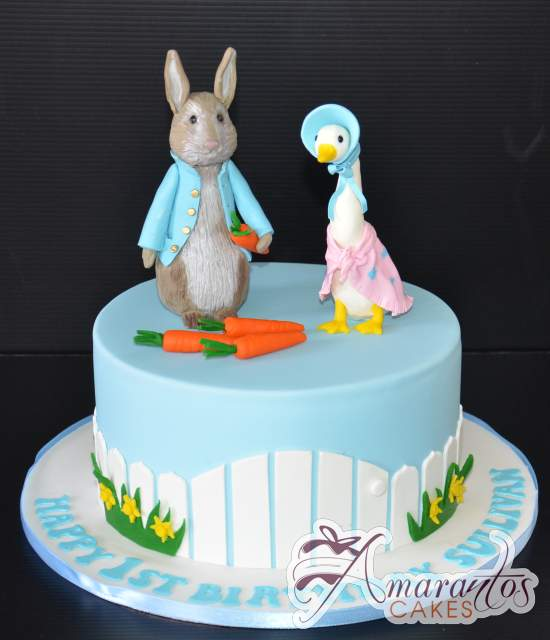 Peter Rabbit cake NC89