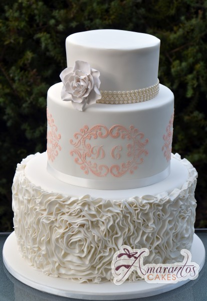 Five Tier Cake - Amarantos Designer Cakes Melbourne
