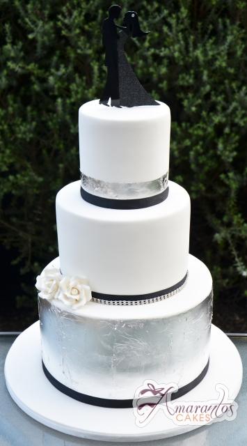 Six Tier Cake - Amarantos Custom Design Cakes Melbourne