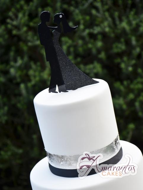 Six Tier Cake - Amarantos Designer Cakes Melbourne