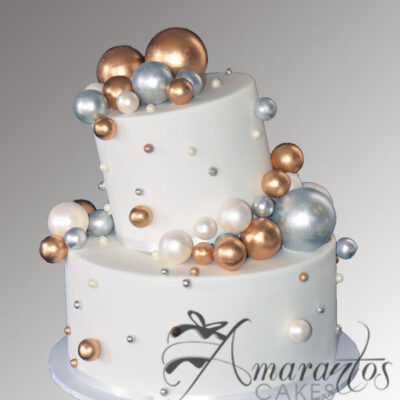 Two tier with Bubbles WC24