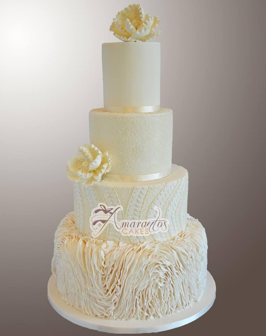 Eight tier Wedding Cakes Melbourne