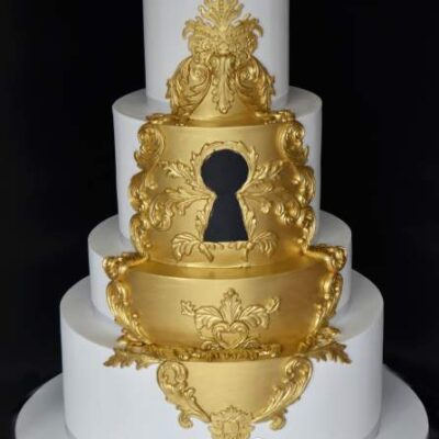 Seven tier with lock - WC30