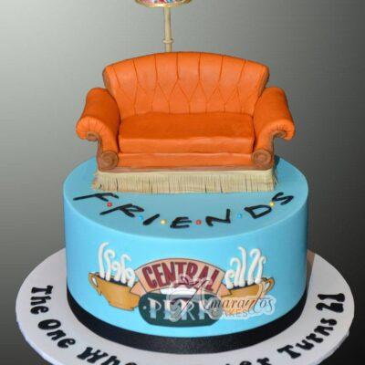 Friends Cakes